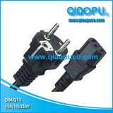 D04 QT3 Euro extention power cord