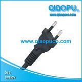 QIAOPU 乔普巴西两芯插头,巴西插,Brazil plug