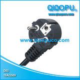 QIAOPU/QIAOTONG 厂家直销德国VDE认证电源线插头D03,EU plug