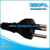 厂家直供D20 泰国插头,泰国三芯插头