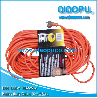 Australian extension cord 澳標重型線 Heavy duty cable