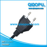 D07 Italy type power plug 3 pin plug