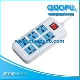QP-6WE 国标拖线板 CCC认证拖线板